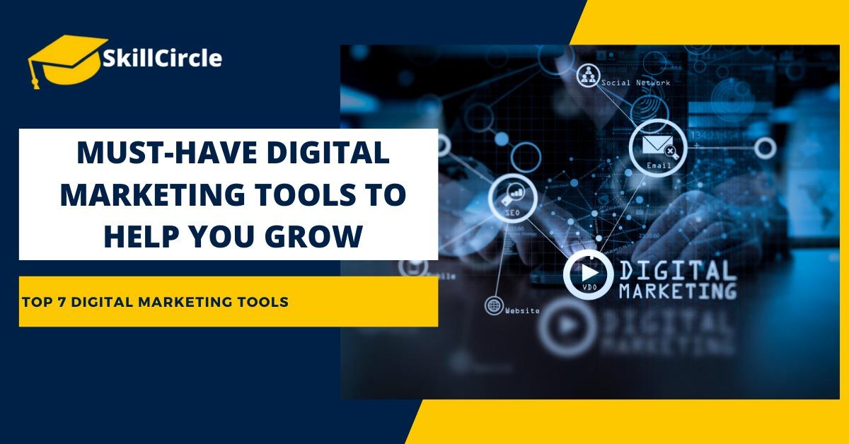 Tools of Digital Marketing
